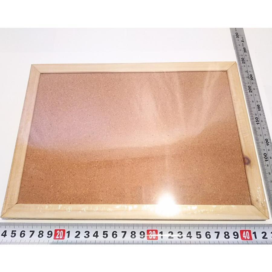 コルクボード Mサイズ 紐・金具付き 伝振動スピーカー振動板|tafuon|02