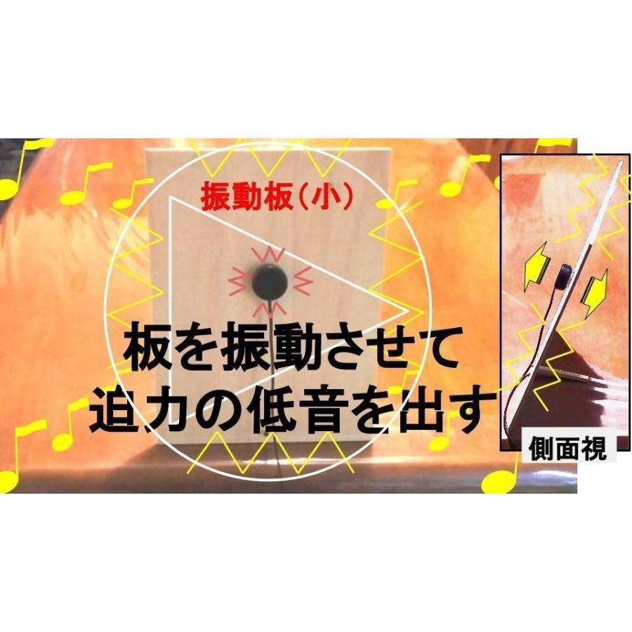 コルクボード Mサイズ 紐・金具付き 伝振動スピーカー振動板|tafuon|06