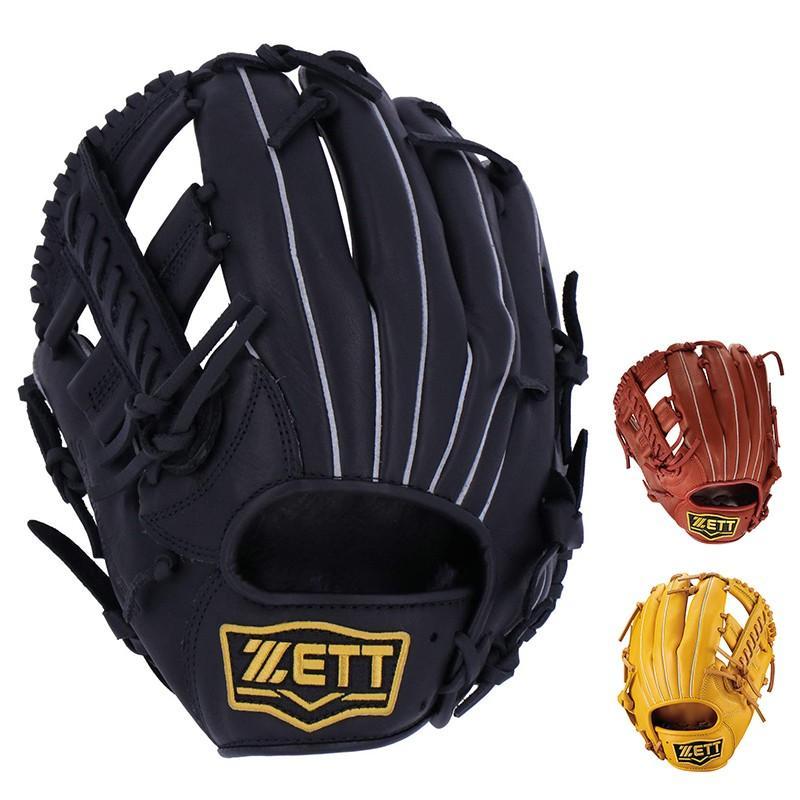 【ZETT】ゼット 軟式グローブ ZETT(ゼット) ソフトステア オールラウンド用 brgb35920