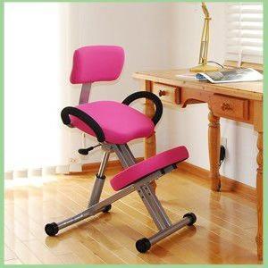 送料無料「バックボーンチェア」「学習椅子 学習イス」学習チェア 背もたれの付いたガス圧式バランスチェアTJ−S456A【】 tailee 03