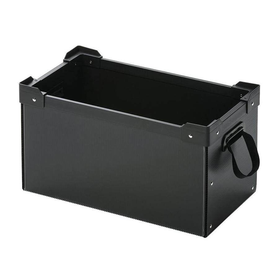 サンワサプライ サンワサプライ プラダン製マルチ収納ケース PD-BOX2BK 送料無料