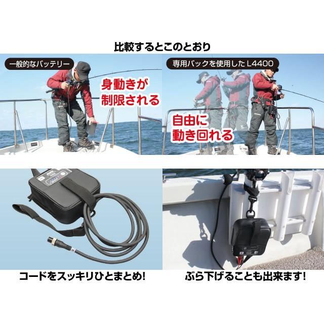 BMO JAPAN BM-L4400用バッグ BM-L4400B|tairabanet|02