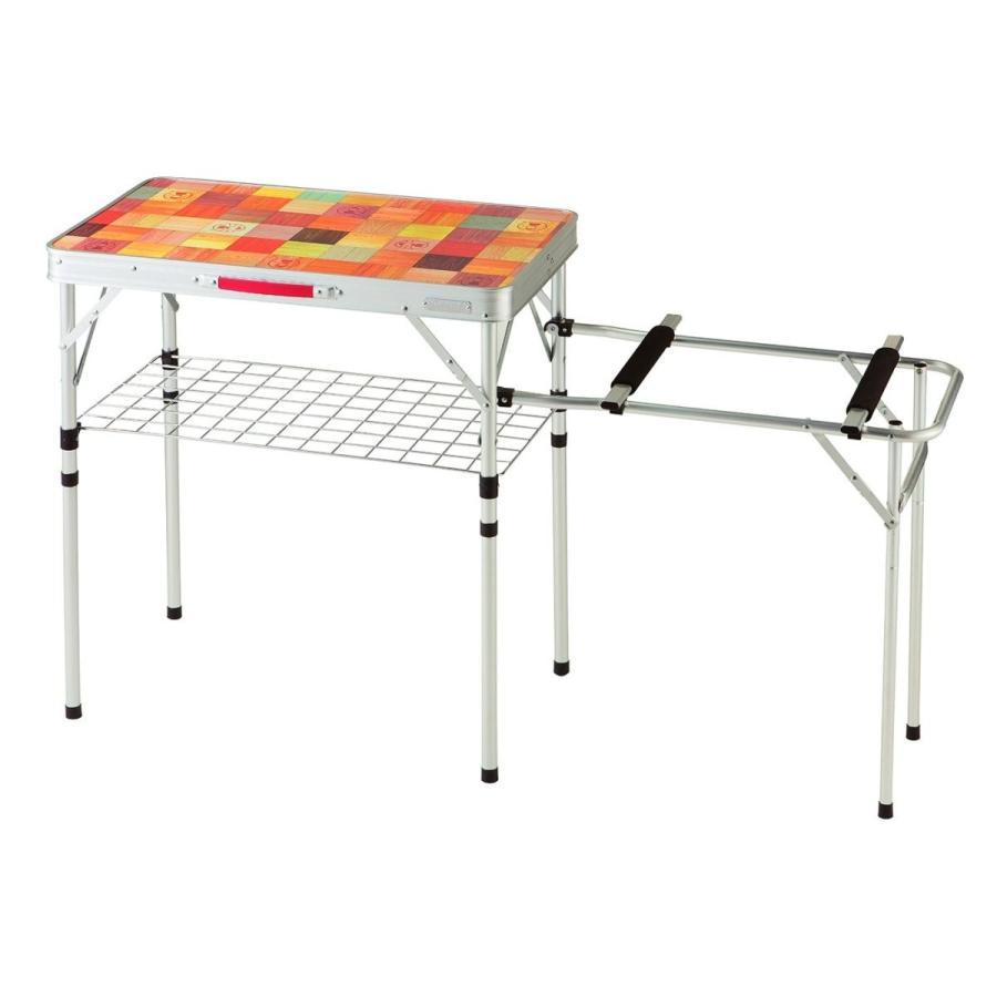 コールマン(Coleman) テーブル ナチュラルモザイクツーウェイキッチンスタンドプラス 2000026762