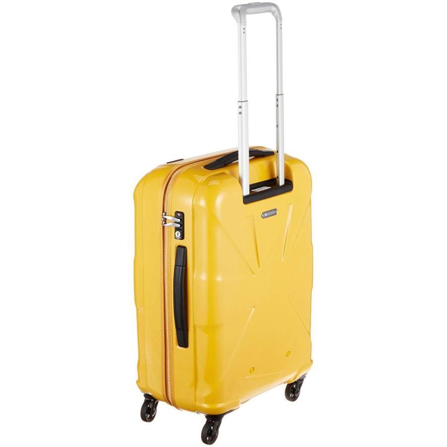 【国産】 サンコー スーツケース ジッパー SUPER LIGHTS ZIP SLZN-56 50L 56 cm 2.4kg イエロー, SDSダイレクトショップ 2596af2c