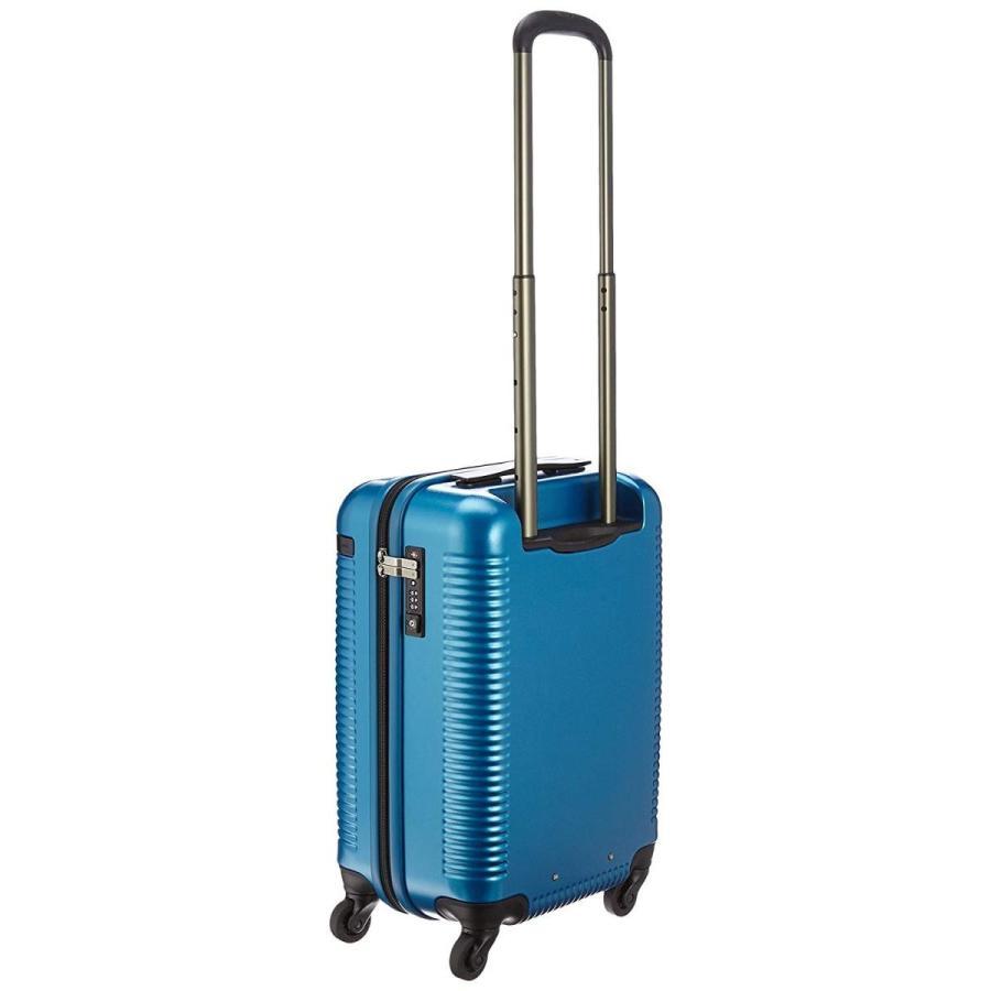 エース 日本製スーツケース ウィスクZ 32L 2.9kg 機内持込可 サイレントキャスター 04021 48 cm ブルー