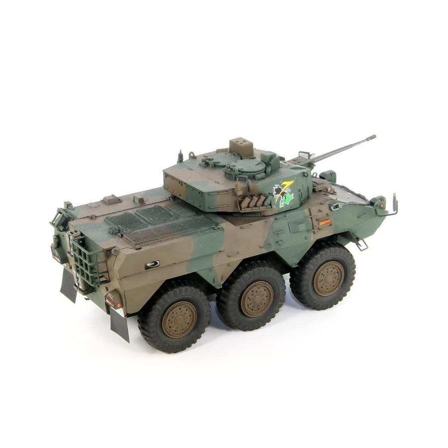 ピットロード 1/35 グランドアーマーシリーズ 陸上自衛隊 87式偵察警戒車 プラモデル G48