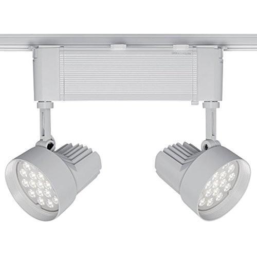 アイリスオーヤマ LEDツインスポットライト SP36 25°5000K 調光非対応 SP36L30-50TWW事