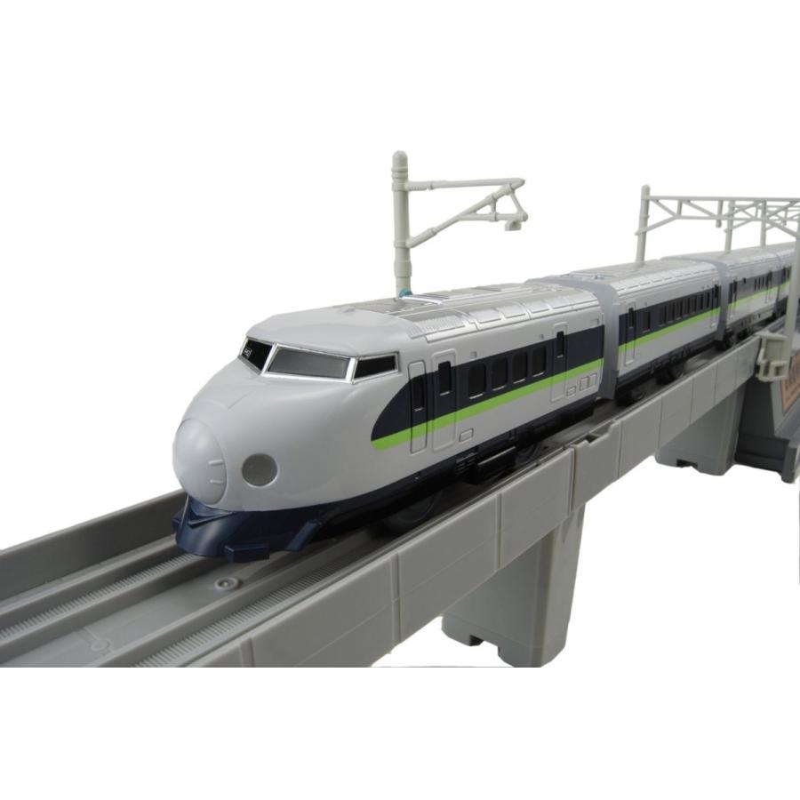 プラレール さよなら 0系新幹線フレッシュグリーンセット
