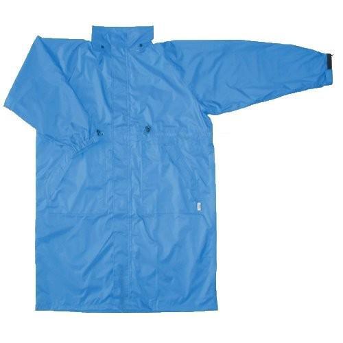 アプトレインハイ ロングコート 全3色 全5サイズ レインコート オーシャンブルー 3L 収納袋付き AP-500-OBL-3L 正規代理店