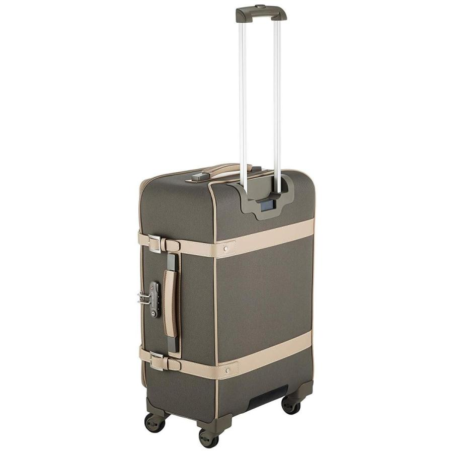 プロテカ スーツケース 日本製 ジーニオセンチュリー ソフトsTR サイレントキャスター 43L 54 cm 4.2kg インペリアルグレー