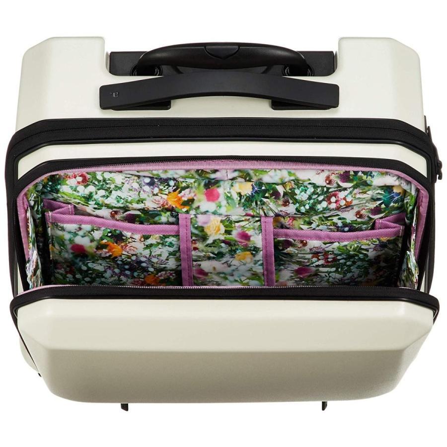 エース スーツケース M/mika ninagawa × ace. 1~2泊 コンパクトサイズ スクエアワン 機内持ち込み可 25L 39