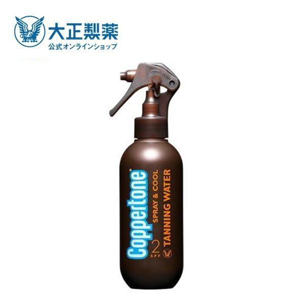 コパトーン タンニング ウォーター SPF2 200ml tanning ついに再販開始 サンオイル タンニングローション 日焼けスプレー oil 小麦肌 ストアー