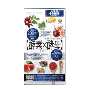 イースト×エンザイムダイエット 在庫処分 お徳用 132粒 AL完売しました。 酵素 メタボリック サプリメント
