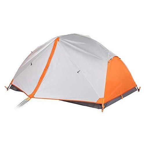 Eletorot テント 2人用 アウトドア 二重層 自立式 超軽量 3シーズン 防風防水 PU2000/3000 A-3