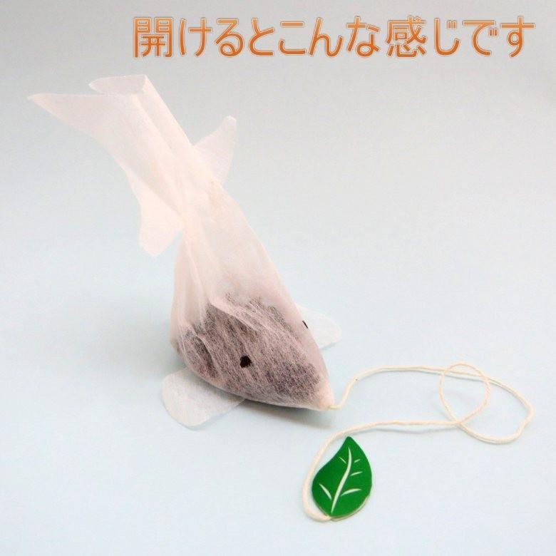 金魚型ティパックタイプ ( 東方美人 ) ( 高山茶 ) ( 烏龍茶 ) 三種類5袋入セット taiwan-asei 04