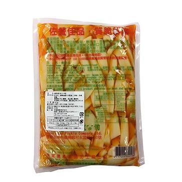 メンマ 味付け筍 龍宏香脆筍 5袋送料無料 漬物 台湾定番おみやげ おつまみ|taiwanbussankan|03