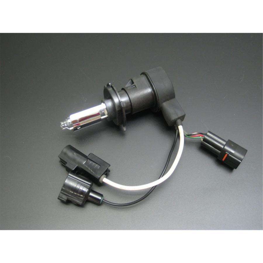 HID【補修単品HIDバルブ H4-S 4500K】(補修部品)*在庫限り 小型宅配便|tajimastore