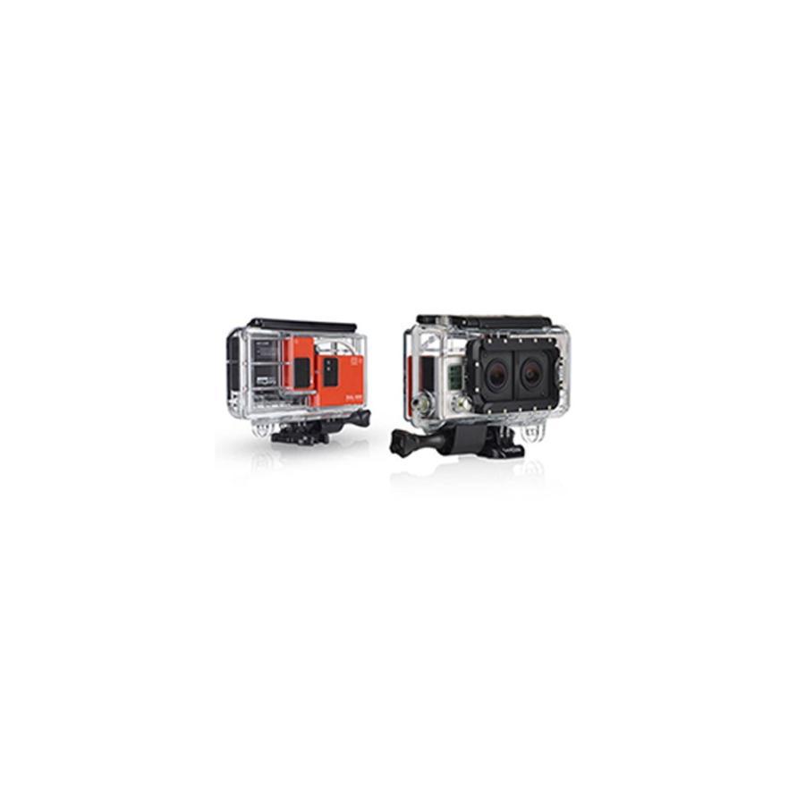 GoPro デュアルヒーローシステム (HERO3+ブラック専用) / AHD3D-301 純正アクセサリー 小型宅配便 tajimastore 03