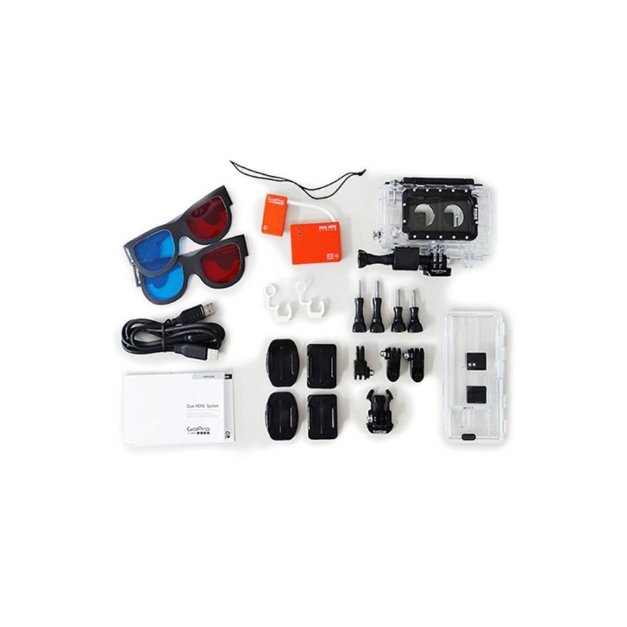 GoPro デュアルヒーローシステム (HERO3+ブラック専用) / AHD3D-301 純正アクセサリー 小型宅配便 tajimastore 04