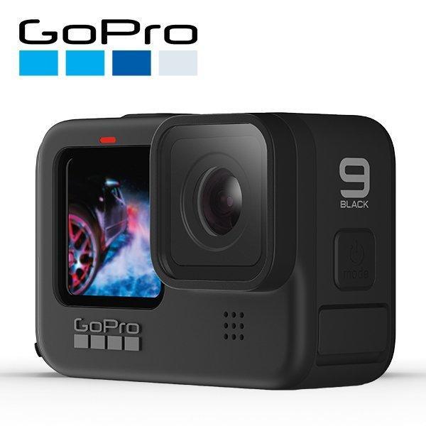 GoPro HERO9 Black(HERO9 ブラック) / CHDHX-901-FW 小型宅配便|tajimastore|02