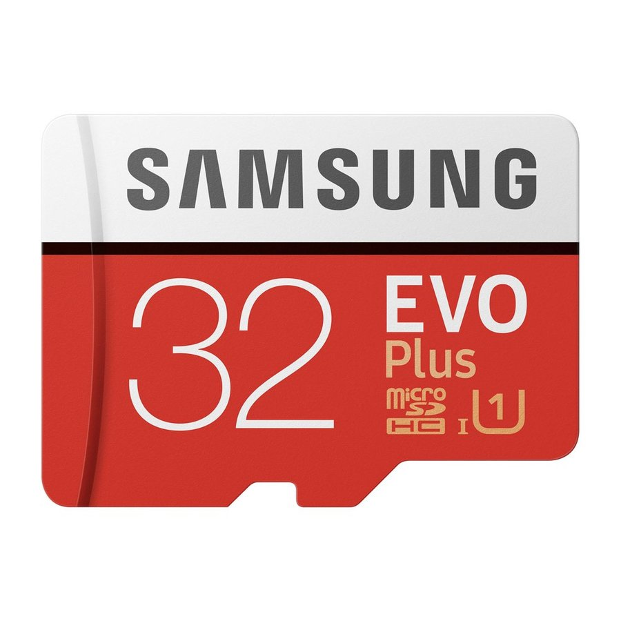 SAMSUNG EVO Plus microSDHCカード 32GB /*在庫限り MB-MC32GA-IT GoPro適合 ゆうパケット tajimastore