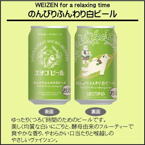 送料無料 タカバタケオリジナル! エチゴビールギフトセット お中元 ギフト エチゴビール 地ビール|takabatake-sake|05