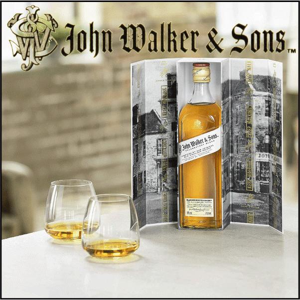 ジョンウォーカー&サンズ セレブラトリーブレンド 700ml 51度 JohnWalker & Sons|takabatake-sake|02