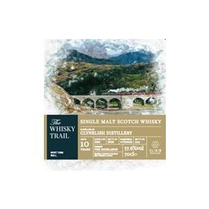 ウイスキートレイル 「スコティッシュレイル」 クライヌリッシュ2010 10年 57.6度 700ml takagi-sake