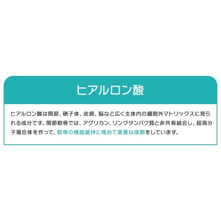 グルコサミンゴールドPRO コンドロイチン ヒアルロン酸 筋骨草 MSM ポイント10倍 送料無料(一部地域除く)|takagiyakuhin|12