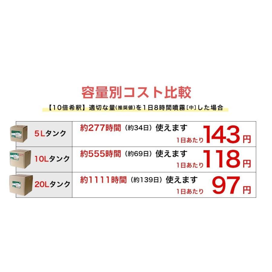 プーキープロケア プロミスト  噴霧器 PK-602(S)(まる型)  次亜塩素酸水 空間除菌 花粉 ウイルス 代引き不可|takagiyakuhin|12