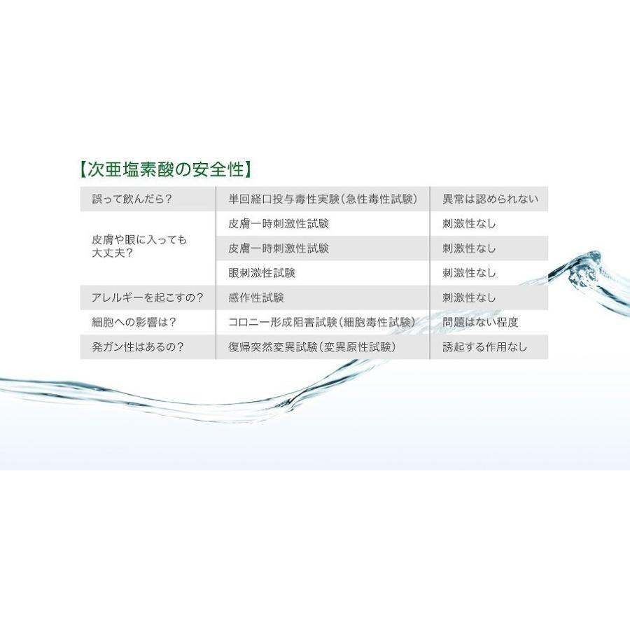 プーキープロケア 詰め替え用BOX  5L 専用スプレー空ボトル(400ml用)セット 送料無料(一部地域除く) 消臭 除菌 花粉 ウイルス 次亜塩素酸 takagiyakuhin 06