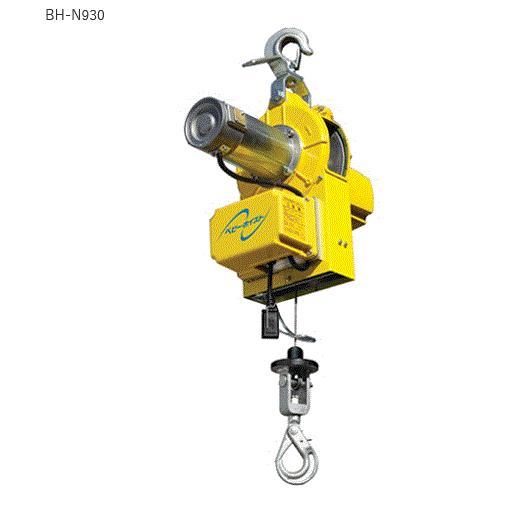 TKK ベビーホイストNシリーズ BH-N720R トーヨーコーケン 揚程20m 定格荷重130kg 操作方法無線