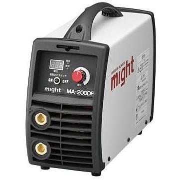 マイト工業 MA-200DF デジタル直流アーク溶接機 単相200V【正規販売店メーカー保証有り】