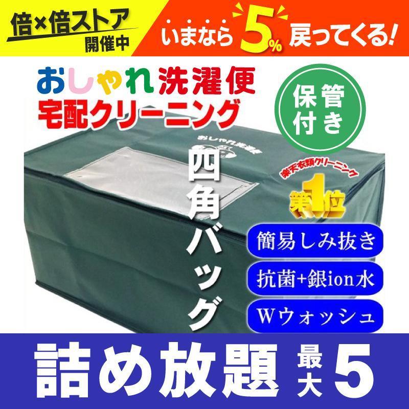 クリーニング 宅配 保管 詰め放題 5点まで 最大一年保管 衣替え 新生活 送料無料 シミ抜き 立体配送 タカケン|takaken