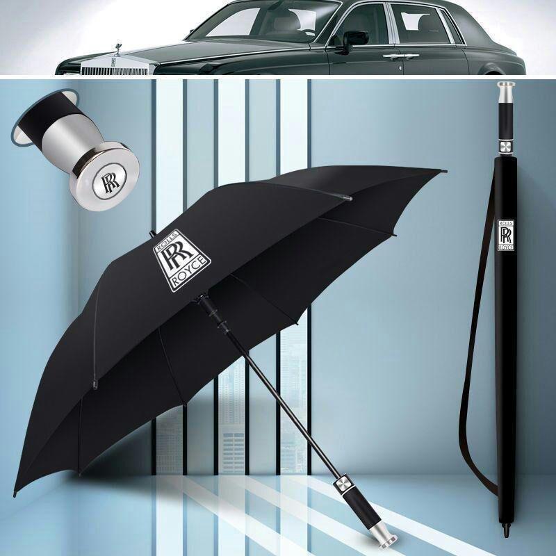 ロールス ロイス自動開閉式 車用傘 超大きい 長傘 takamori-shop