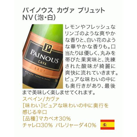 ワインセット 送料無料 第40弾 辛口 スパークリングワイン 10本 まとめてお得!泡好き待望!金賞泡まで入ってます!(追加2本同梱可)|takamura|05