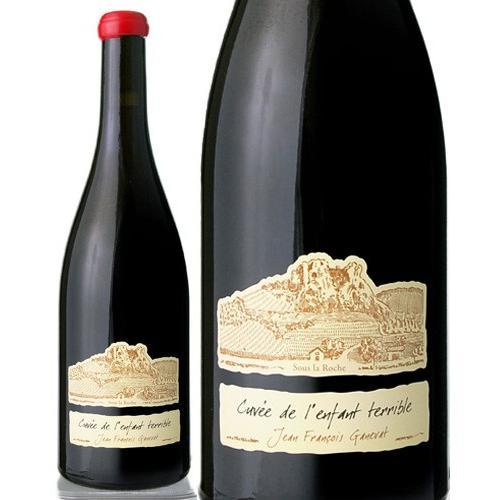 コート デュ ジュラ ランファン テリブル[2015] ドメーヌ ガヌヴァ(赤ワイン)|takamura
