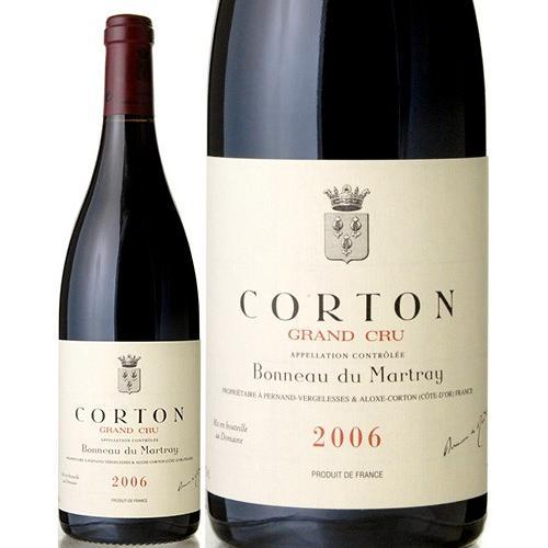 コルトン グラン クリュ [ 2006 ]ボノー デュ マルトレ ( 赤ワイン )