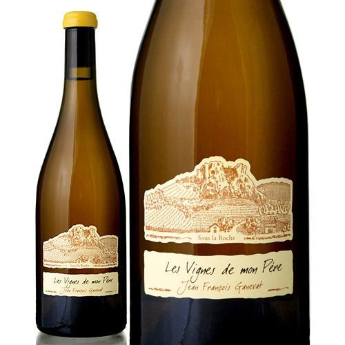 コート ド ジュラ サヴァニャン レ ヴィーニュ ド モン ペール [ 2008 ]ドメーヌ ガヌヴァ ( 白ワイン ) [S]|takamura