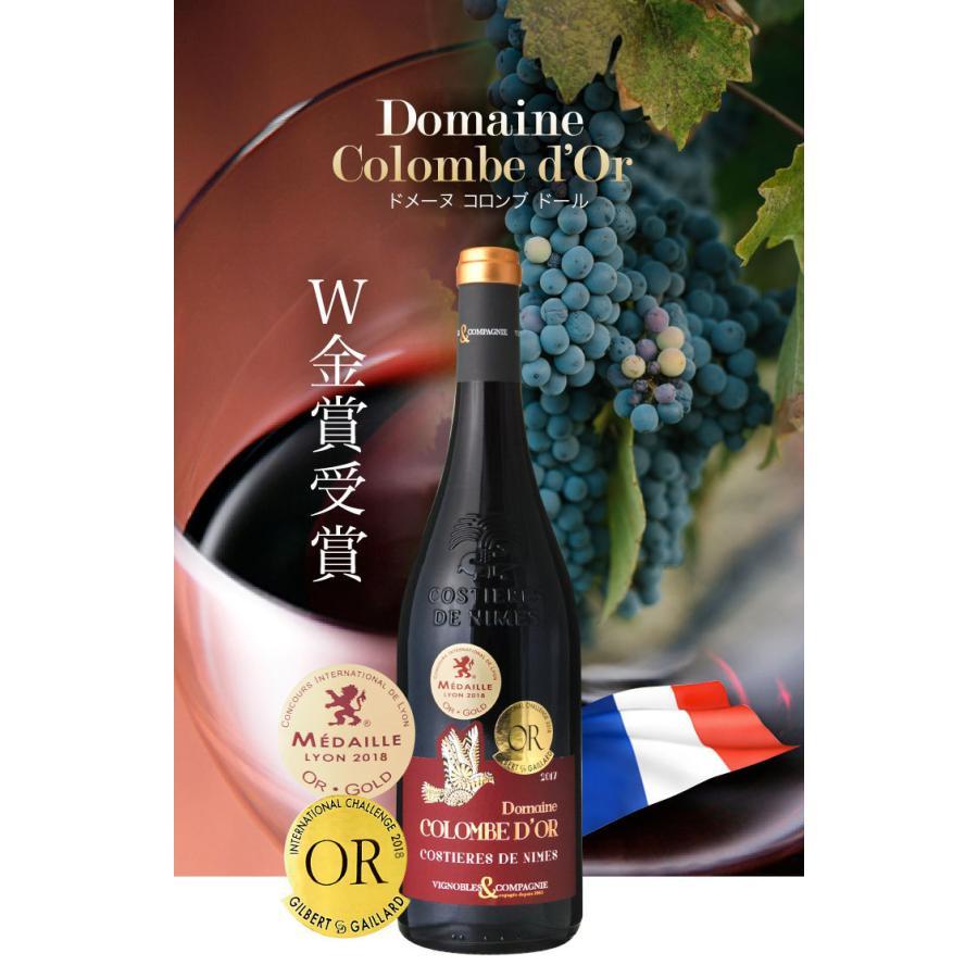 コスティエール ドニーム ドメーヌ コロンブ ドール  [ 2017 ] ( 赤ワイン ) [S]|takamura|02