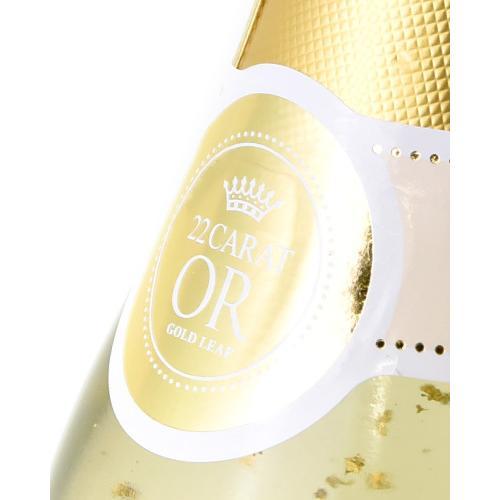 ゴールド リーフNV ( 金箔入り ワイン ) スパークリング ( 泡 白 ) スパークリング  【※ラッピング 包装をご希望の場合は、 ギフト箱を一緒にご注文下さい】|takamura|03