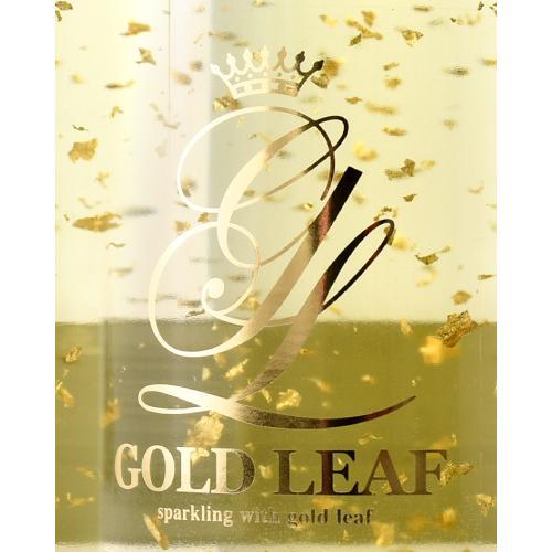 ゴールド リーフNV ( 金箔入り ワイン ) スパークリング ( 泡 白 ) スパークリング  【※ラッピング 包装をご希望の場合は、 ギフト箱を一緒にご注文下さい】|takamura|04