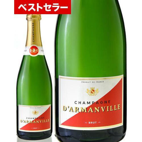 ダルマンヴィル ブリュットNV ( 泡 白 )  シャンパン シャンパーニュ|takamura