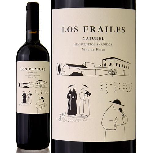 ロス フライレス ナトゥレル [ 2019 ]ロス フライレス ( 赤ワイン ) [S]|takamura