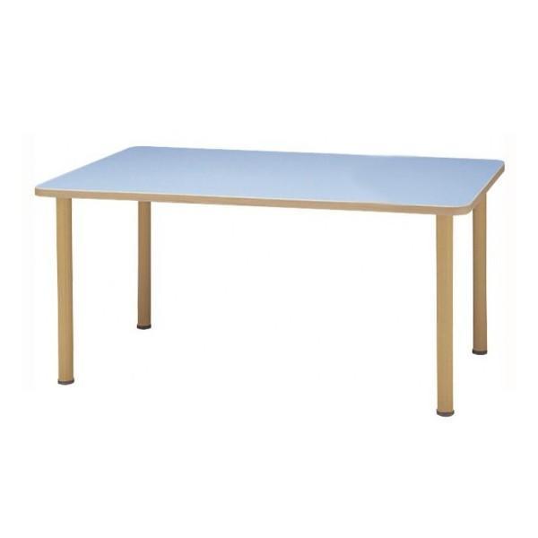 同梱・代引き不可 サンケイ 長方形テーブル(H700〜750mm) 長方形テーブル(H700〜750mm) TCA690-ZW