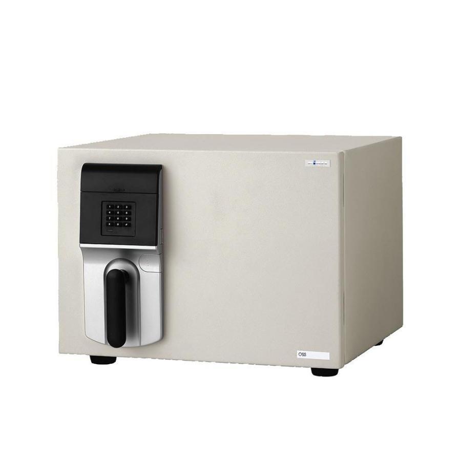 同梱・代引き不可 家庭用テンキー式 同梱・代引き不可 家庭用テンキー式 小型耐火金庫 MEISTER マイスター 19.5L OSS-E