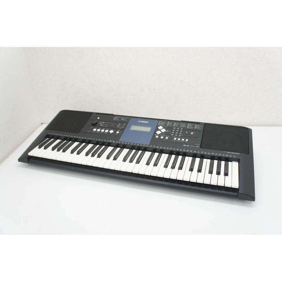 YAMAHA ヤマハ 電子キーボード PORTATONE ポータトーン 61鍵 PSR-E333 2012年製 中古 【佐川急便160サイズ】