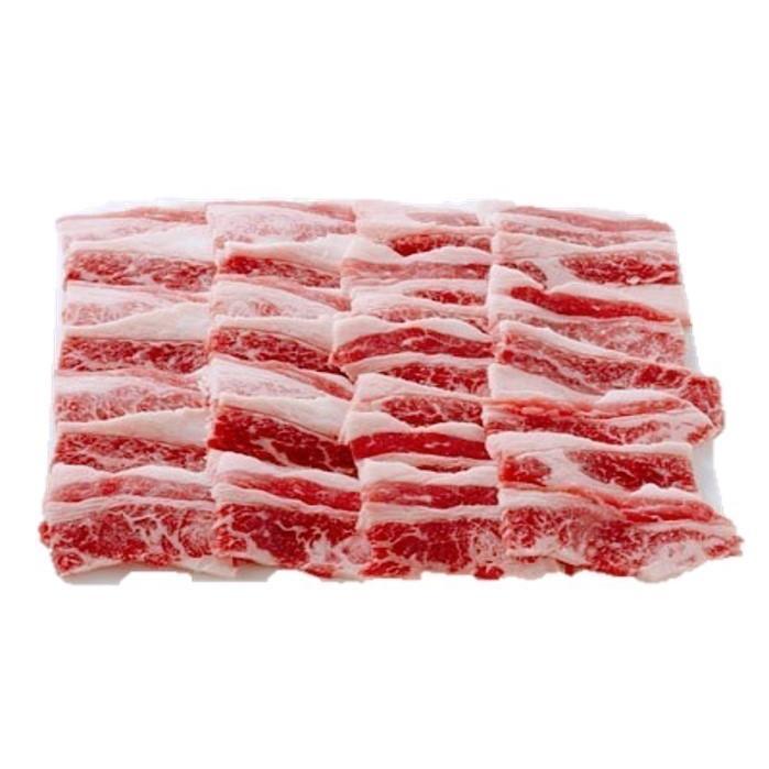 送料無料 牛バラ 2kg(500g×4P) アメリカ産 牛カルビ カルビ 牛肉 牛 肉 焼肉 BBQ キャンプ バーベキュー ホームパーティ|takarajima9666|02