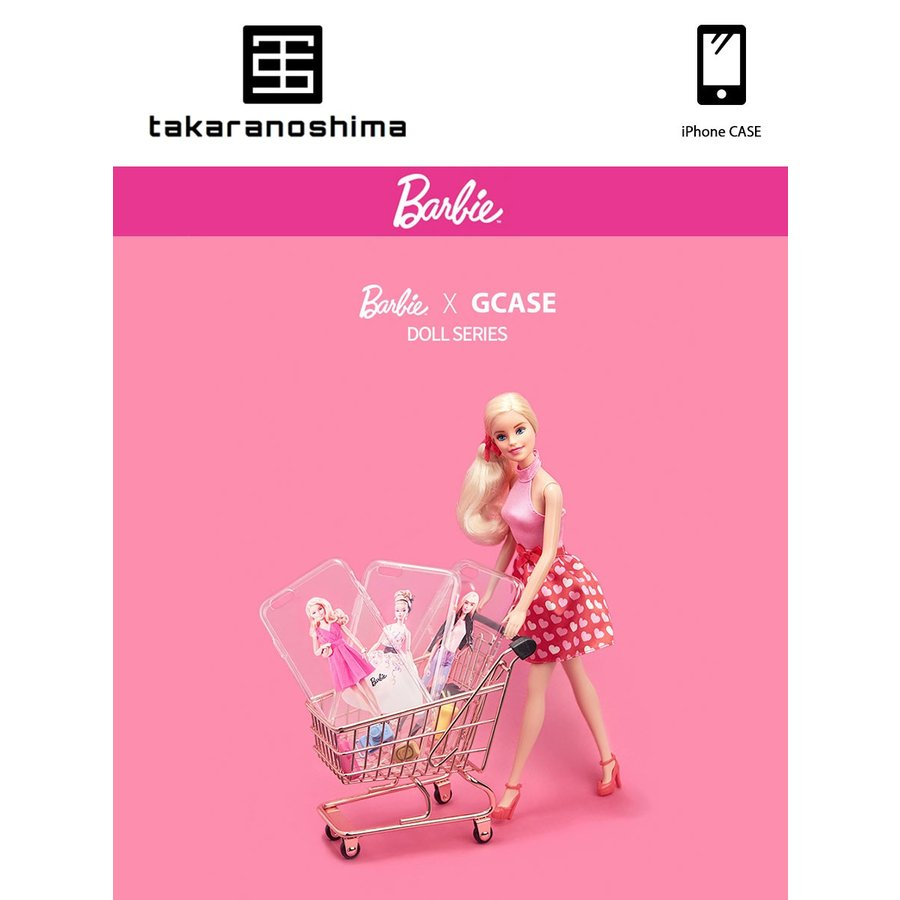 280d113981 ... アイフォン ケース カバー スマホ ケース iPhone case Barbie doll iPhoneケース バービー 人形 ドール クリア  ピンク ...