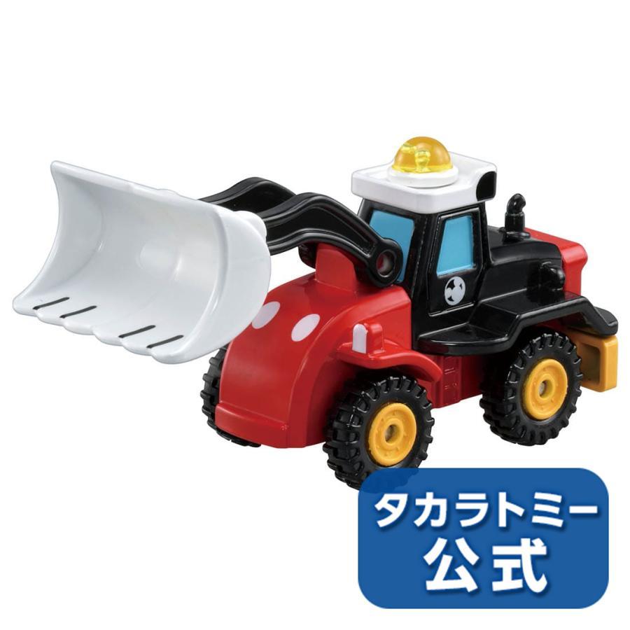 超定番 ディズニーモータース DM-14 チャビーローダー ミッキーマウス 激安☆超特価